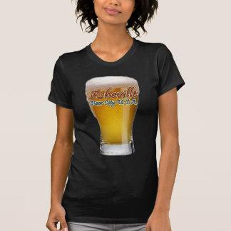 Ciudad los E.E.U.U. de la cerveza de Asheville Playera