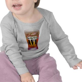 Ciudad los E E U U de la cerveza de Asheville Camiseta