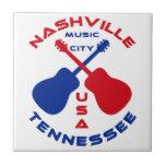 Ciudad los E.E.U.U. de la música de Nashville, Ten Azulejos