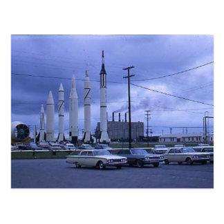 Ciudad los E.E.U.U. de Rocket Postales