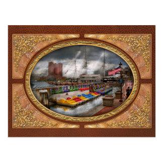 Ciudad - MD de Baltimore - Maryland moderno Postales