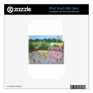 Ciudad natal Fair.JPG iPod Touch 4G Calcomanía