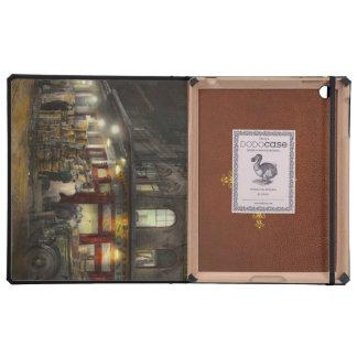 Ciudad - NY - mercado del St de Washington, iPad Coberturas