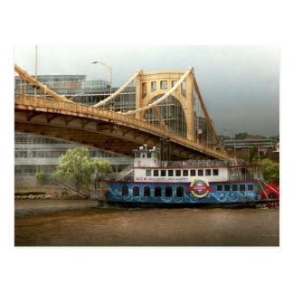 Ciudad - PA de Pittsburg - grandes memorias Tarjetas Postales
