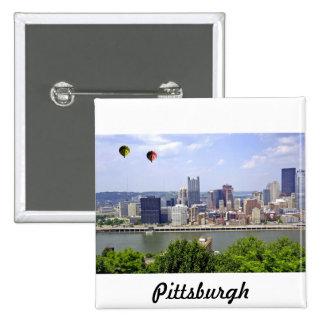Ciudad Pennsylvania de Pittsburgh Pin