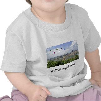 Ciudad Pennsylvania de Pittsburgh Camiseta