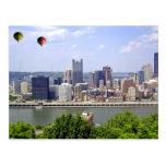 Ciudad Pennsylvania de Pittsburgh Postales