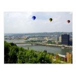 Ciudad Pennsylvania de Pittsburgh Tarjetas Postales