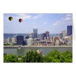 Ciudad Pennsylvania de Pittsburgh Tarjetas