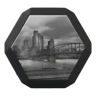 Ciudad - Pittsburgh, PA - puente BW de Smithfield Altavoces Bluetooth Negros Boombot REX