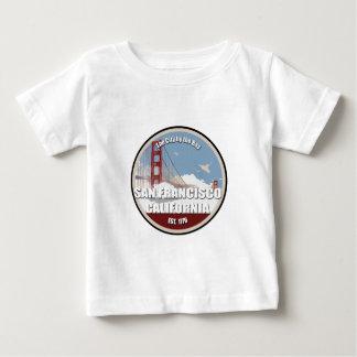Ciudad por la bahía, San Francisco California T Shirt