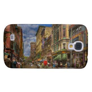 Ciudad - Providence RI - que vive en la ciudad Samsung Galaxy S4 Cover