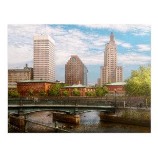 Ciudad - RI - Providence - la ciudad de Providence Postal