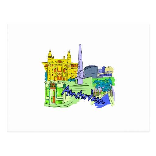ciudad verde image.png de Amsterdam Postales