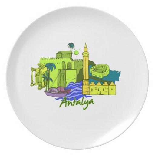 ciudad verde image.png de Antalya Plato De Comida