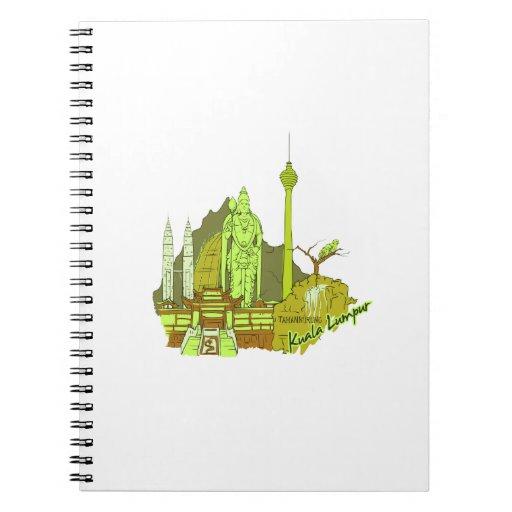 ciudad verde image.png de Kuala Lumpur Libretas