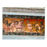 Ciudad vieja de Alfalfa - decoración del Cupid Postales