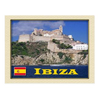 Ciudad vieja de Ibiza, Balearic Island, España Postales