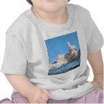 Ciudad vieja de Jerusalén, torre de David debajo d Camiseta