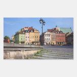 Ciudad vieja de Varsovia Rectangular Altavoces