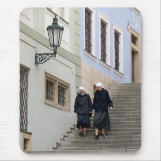Ciudad vieja, Praga Alfombrillas De Ratón
