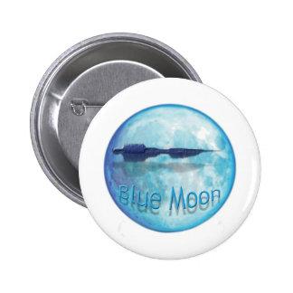 Ciudad WaveZ de la luna azul Pin