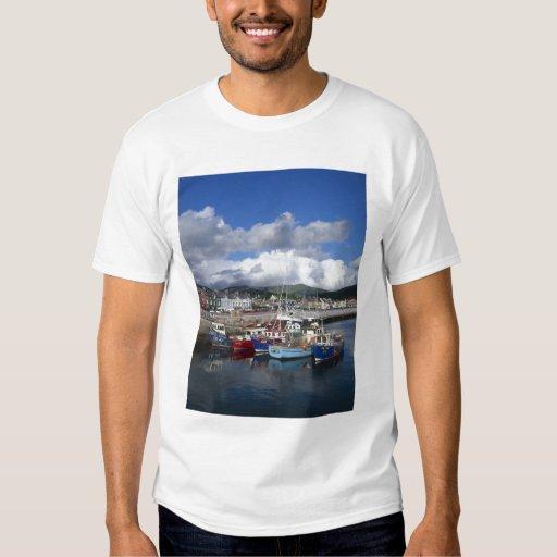 Ciudad y puerto, cañada, condado Kerry, Playera