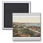 Ciudad y puerto de St. Dimila, Beyrout, Lan santo Iman
