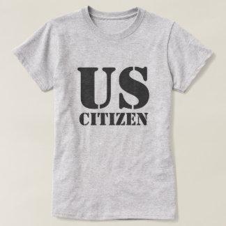 Ciudadano de los E.E.U.U. Playera