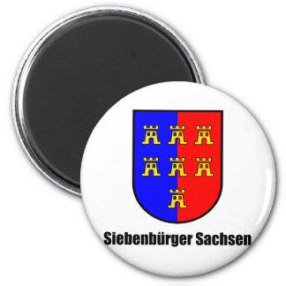 Ciudadano de siete Sajonia Imán Redondo 5 Cm