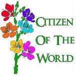 Ciudadano del mundo esculturas fotográficas