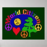 Ciudadano del mundo posters