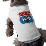 Ciudadano K9 de Minnesota Camiseta De Perro