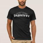 """Ciudadano Kane - """"camiseta del investigador diario Playera"""