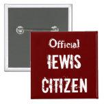 Ciudadano oficial de IEWIS Pins