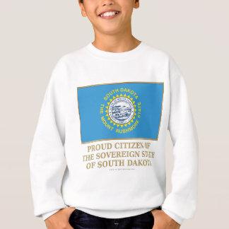 Ciudadano orgulloso de Dakota del Sur Sudadera