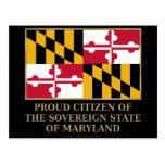 Ciudadano orgulloso de Maryland Postal