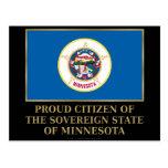 Ciudadano orgulloso de Minnesota Postal