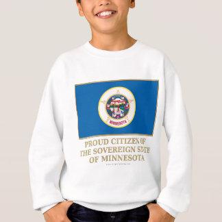 Ciudadano orgulloso de Minnesota Sudadera