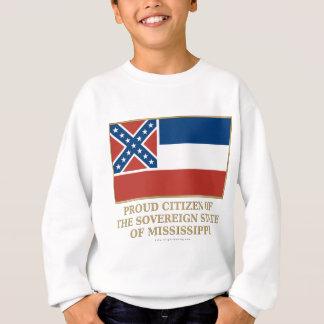 Ciudadano orgulloso de Mississippi Sudadera