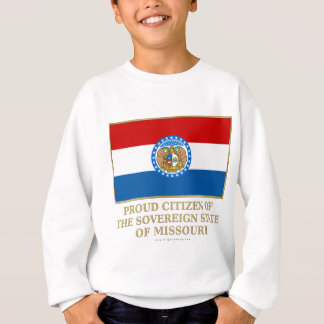 Ciudadano orgulloso de Missouri Sudadera