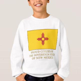 Ciudadano orgulloso de New México Sudadera