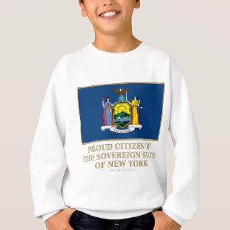 Ciudadano orgulloso de Nueva York Sudadera