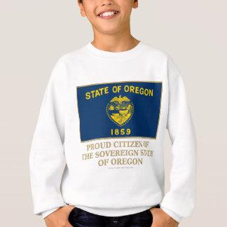 Ciudadano orgulloso de Oregon Sudadera