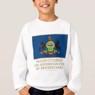 Ciudadano orgulloso de Pennsylvania Sudadera