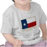 Ciudadano orgulloso de Tejas Camisetas
