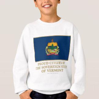 Ciudadano orgulloso de Vermont Sudadera