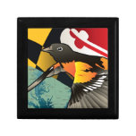 Ciudadano Oriole, pájaro del estado de Maryland Cajas De Regalo