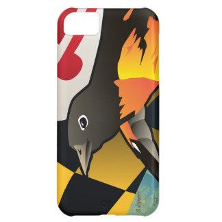 Ciudadano Oriole, pájaro del estado de Maryland Funda Para iPhone 5C