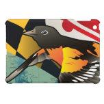 Ciudadano Oriole, pájaro del estado de Maryland iPad Mini Cárcasas